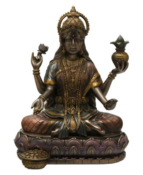 lakshmi.statue