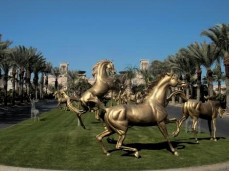 al qasr horses