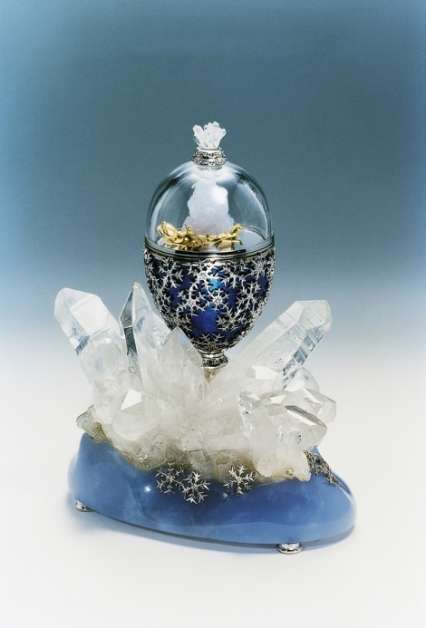 Fabergé-Winter-Ei