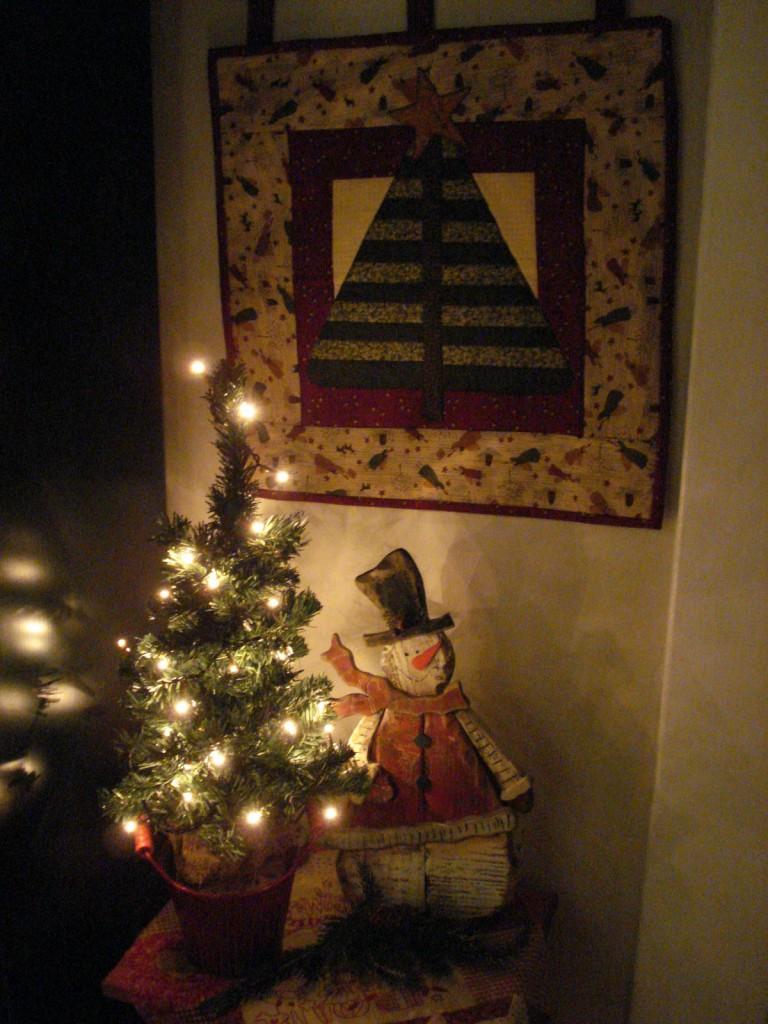 100 Pics Photos Home Primitive Christmas Budget .