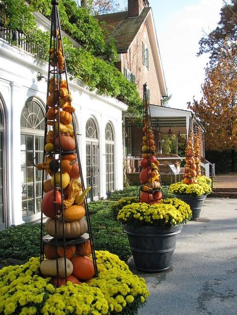 Elegant Amp Amazing Fall Decoration Architecture